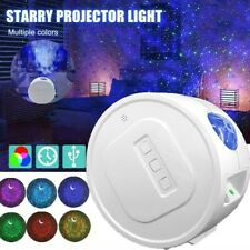 USB 3 Projection LED Galaxy Projector Starry Night Lamp Star Nebula Night Light