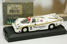 Vitesse 1/43 - Porsche 956 Warsteiner N°9 Le Mans 1984