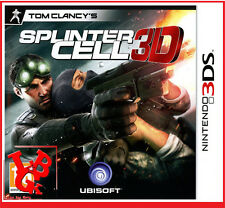 Tom Clancy's Splinter Cell (nintendo 3ds) de UBI Soft | Jeu Vidéo | D'occasion