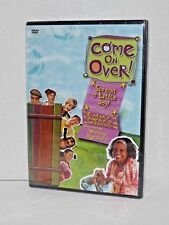 Come On Over Spread A Little Joy DVD Zonderkidz New Sealed Working Together (l)