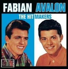 Fabian/ Avalon - The Hit Makers CD Hallmark
