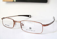 Freudenhaus Titanium 49-19 125 Small fit Copper Ford  Eyeglasses Frames Mens