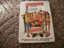 American Pie Naked Mile DVD (2006) Unrated