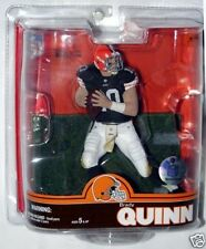 MCFARLANE CLEVLANDS BRADY QUINN 6IN. ACTION FIGURE