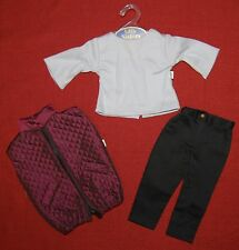 """Gotz Little Sisters Doll Outfit *High Spirits* Htf Fits 18"""" American Girl"""