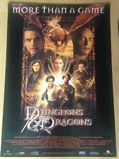 Dungeons & Dragons Kinoplakat Filmplakat A1 Poster