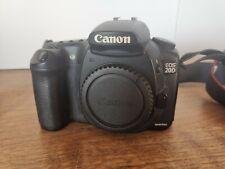 Canon EOS 20D DSLR Gehäuse Digitalkamera OVP