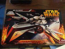 Hasbro Star Wars Revenge of the Sith ARC-170 Fighter Firing Blaster Cannons
