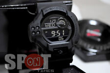 Casio G-Shock Monotone Barometric Thermometer Men's Watch GDF-100BB-1A