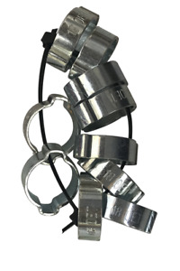 Hose Clamp Two Ear Clamp 18mm Open 15mm Closed Oetiker 8210308008 10 Pack