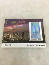 (JC) Petronas Twin Tower -  1999 MS