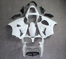 Unpainted Fairing Kit For Kawasaki ZX6R 2000 2001 2002 6R ZX-6R