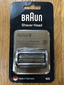 Brown shaver Series 9 blade the shear within blade-integrated cassette black 92B