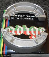 1986-on Cagiva 500 WMX rear brake shoes Genuine Italian Made In Italy Adige 0247