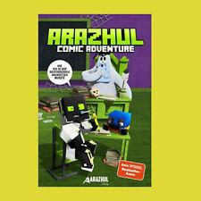 Arazhul - Wie ich in der Geisterschule nachsitzen musste - Arazhul-Comic