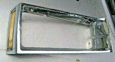 1982-84 4 door REGAL RH MARKER SIGNAL LIGHT & HEADLIGHT TRIM BEZEL FC-9