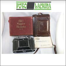 Super Ikonta 533/16 Tessar 8 cm f 2,8  Folding camera  Funziona bene