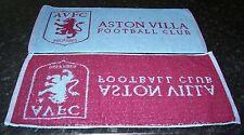 ASTON VILLA F.C. Bar Towel Golf, Hand , Snooker Towel BUY 3 Get 4 FREE POST UK