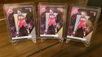 2019-20 Panini Chronicles Recon Rui Hachimura RC Rookie (Lot of 3)
