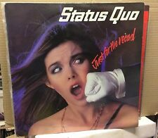 STATUS QUO Just For The Record 1979 UK Vinyl LP EXCELLENT CONDITION