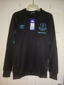 Everton sweatshirt bnwt size small men's .