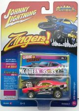 JOHNNY LIGHTNING ZINGERS 1970 DODGE CHARGER PINK