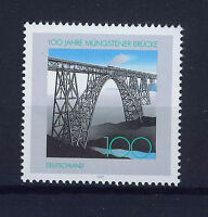 ALEMANIA/RFA WEST GERMANY 1997 MNH SC.1972 Müngsten bridge