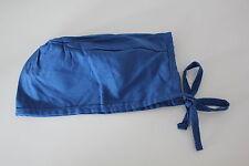 Light Royal Blue Scrub Cap - Medical Surgical Nursing Nurse Dentist - One Size