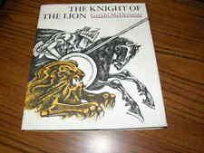 375) The Knight Of The Lion Gerald McDermott  Four Winds Press 1979 First Ed HC
