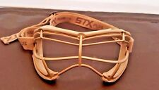 Hockey Eye Guard Stx Sight Plus Adult Adjustable Strap Lacrosse Gray Protection