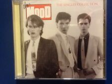 THE  MOOD.       THE.  SINGLES COLLECTION.      CHERRY POP.  RECORDS  LABEL.