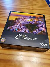 New Master Pieces Puzzle Company Brilliance Jigsaw Puzzle 1000-Piece sealed