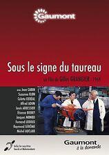 """DVD """"Sous le signe du taureau""""  Gilles Grangier  Jean Gabin  NEUF SOUS BLISTER"""