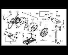 BOITIER ENGINE CONTROLE BOITIER CENTRALE INJECTION QUAD TGB 500/525/ BOITIER ECU