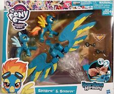 My Little Pony Guardians of Harmony Spitfire and Soarin Wonderbolts Figure Set