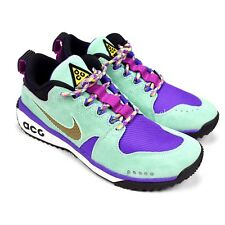 c33739660bb NWT Nike ACG Dog Mountain Emerald Mist Water Resistant Men s Sneakers  AUTHENTIC