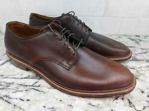 Alden for JCrew Collaboration Leather Bluchers F6194 11 Brown Chromexcel