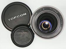 Topcon RE Auto-Topcor 20mm f4  #1351379