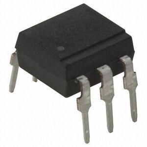 PC713V SHARP OPTO INTEGRATED CIRCUIT DIP-6 PC713 'UK COMPANY SINCE 1983 NIKKO'