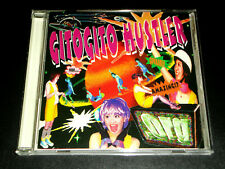 GITO GITO HUSTLER - GITOGITO.ORG CD Rare Japanese Power Pop Punk — w/ OBI STRIP