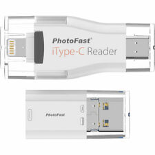 Photofast iType-C Reader - Lightning+ USB-C+ USB+ Micro USB (Card NOT included)