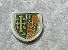 THE COATS OF ARMS OF THE GREAT MONARCHS INGOT RICHARD II FRANKLIN MINT