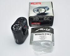 Metz Mecabltitz Telecomputer 20 BC-6 Universal Flash Speedlight (#3297)