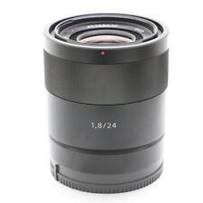 NEW SONY Sonnar T* E 24mm F1.8 ZA Lens for E Mount (SEL24F18Z)