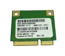 580101-001 AR5B95-H HP Compaq Atheros Wireless WIFI Card Mini PCI-E 605560-005