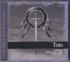 TOTO - COLLECTIONS - CD - NEW