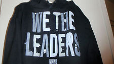 "ImKing Raw Talent Black Graphic ""We the Leaders"" Hoodie"