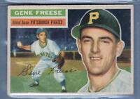 1956 Topps #46 Gene Freese (WB) EX   GO98