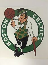 Nba Boston Celtics Vinyl Bumper Sticker Decal Car Truck Laptop
