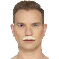 Blonde The Chevron Moustache Tash Hand Knotted Mens Fancy Dress Accessory
